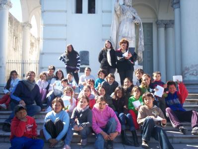 Centro Día y Escuela Virgen de la Esperanza,Del Barrio Gaucho Ribero.