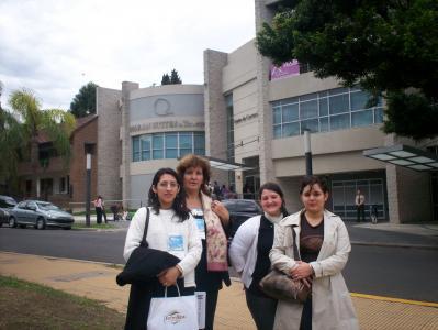 Citul 2008, EN PARANÁ, ENTRE RIOS