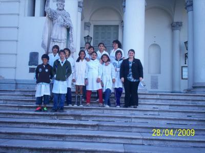 Niños y Niñas del  Gaucho Rivero